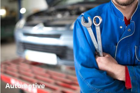 Image of auto repair professional